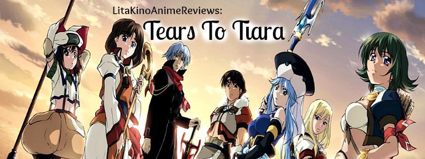 Anime Tears To Tiara Tiazu Tu Published April 6 2009 September 28 Genre Fantasy Mythical Action Producer White Fox Episodes 26