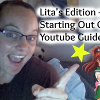 The Starting Of Being A Youtuber - Lita Edition