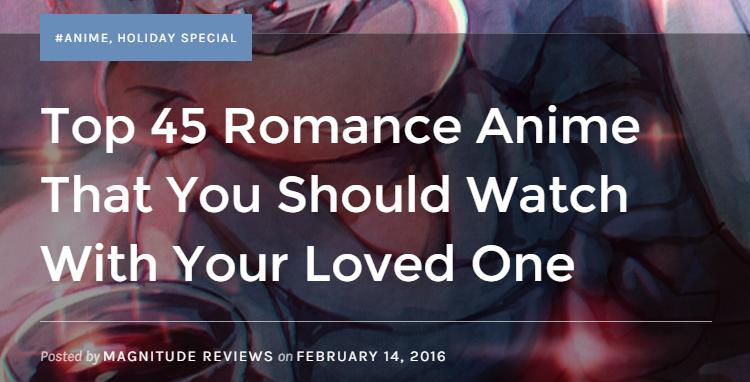 45 romances