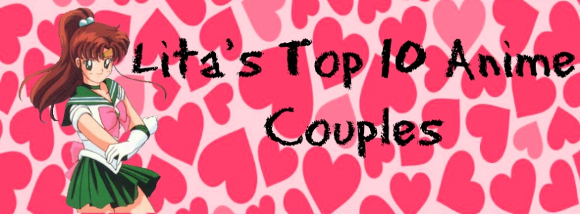 top anime couples