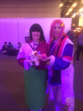 AHHHHH LACUSSSS !! was so happy to see a lacus there