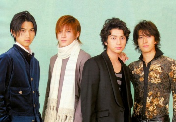 Soujiro, Rui, Domyoji, Akira