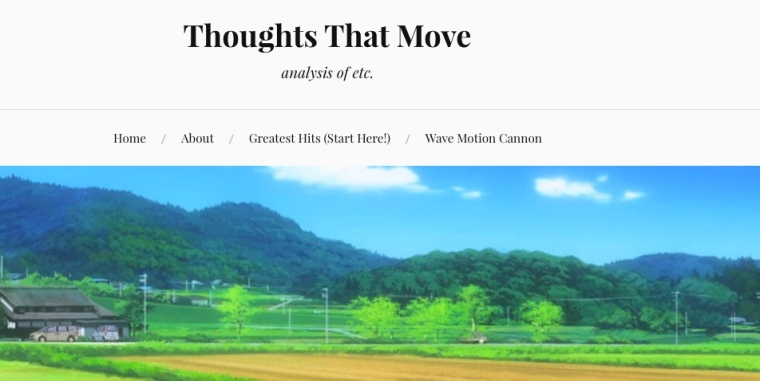 thoughts that move