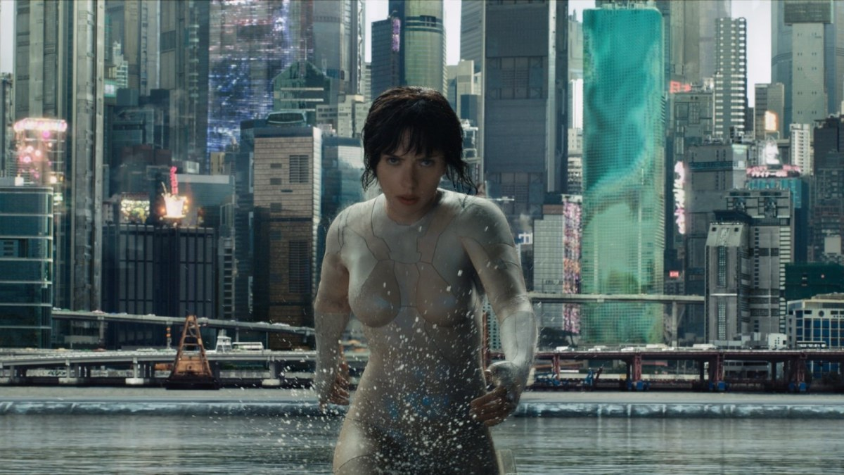 Not Just A Empty Shell | Ghost In The Shell