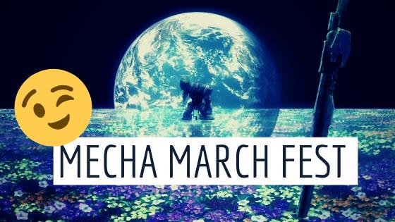 mecha march